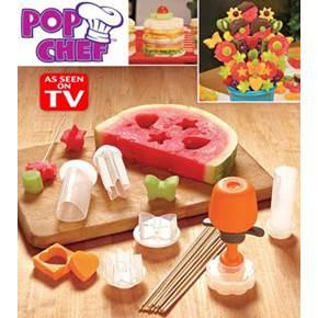 قالب میوه و دسر پاپ چف pop chef اصل( فروشگاه کارَن