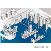 ساخت کارخانه لبنیات