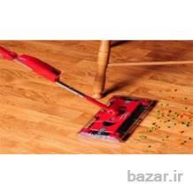 جارو شارژی گردان swivel sweeper