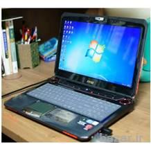 فروش لب تاپ GX-680 مدل MSI