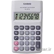 ماشین حساب کاسیو HL-815L-WE