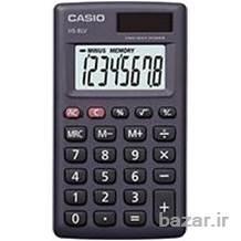ماشین حساب کاسیو HS-8LV-BK