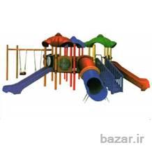 تجهیزات بازی پارکی کودکان پلی اتیلن