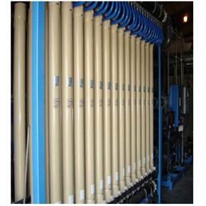 دستگاه زلال سازی آب صنعتی اولترافیلتراسیون  UF
