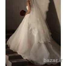 لباس عروس دست دوم درحد نو