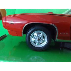 ماکت پونتیاک GTO 1969