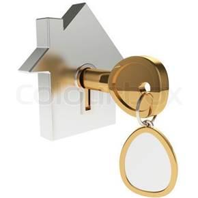 کلید  دیجیتال خانه