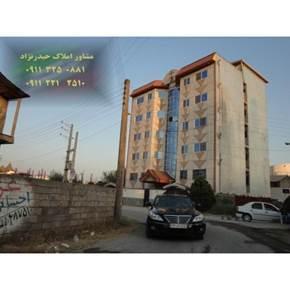 704 آپارتمان ساحلی در محمودآباد - درویش آباد