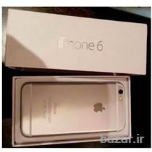 اپل آی فون 6 (جدیدترین مدل) 4.7 16GB فضای خاکستری (کلیک کنید) گوشی