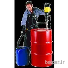 پمپهای بشکه کش Drum Pumps تامین کننده پمپ بشکه کش