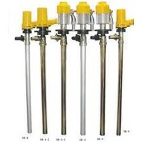پمپهای بشکه کش Drum Pumps عرضه کننده پمپ بشکه کش