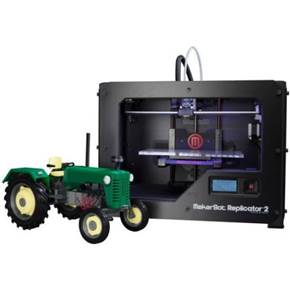 پرینتر سه بعدی جهت ساخت ماکت