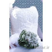 لباس عروس دانتل مدل ماهی سایز 38 تا 42 میخوره