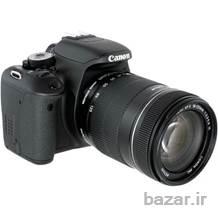 دوربین حرفه ای کانن 600D 18-135