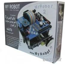 ربات مسیریاب هوشمند «مای ربات2»