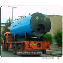 تولید انواع دیگ بخار آبگرم آبداغ بویلر روغن داغ